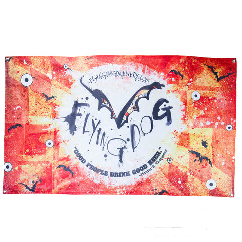 Flying Dog Flag