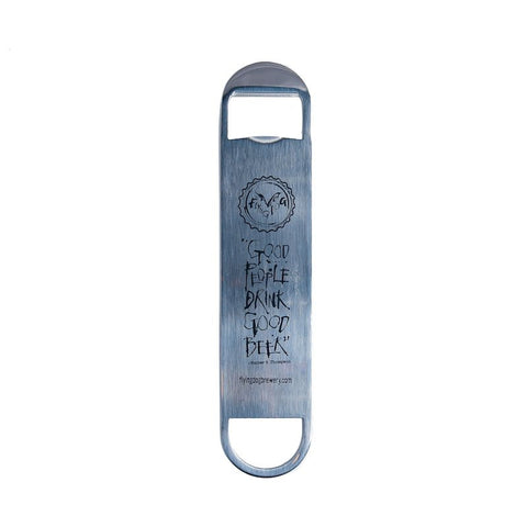 Flying Dog Brewing Bottle Opener Front