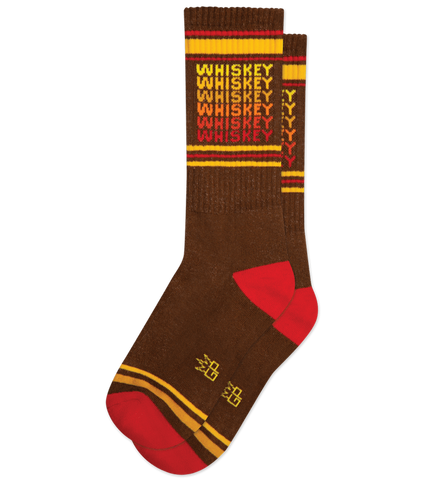 Whiskey Crew Socks