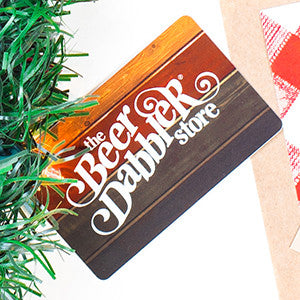 Beer Dabbler Gift Card
