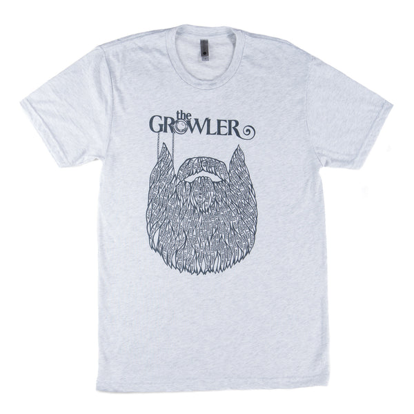 Growler Brewery Beard T-Shirt