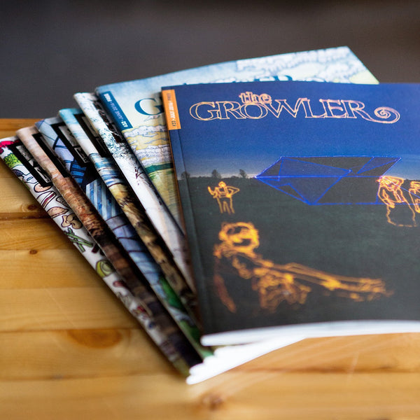 The Growler Magazine Subscription