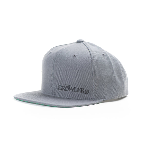 The Growler Snapback Hat