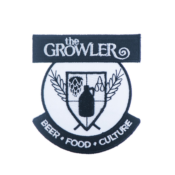 The Growler Patch
