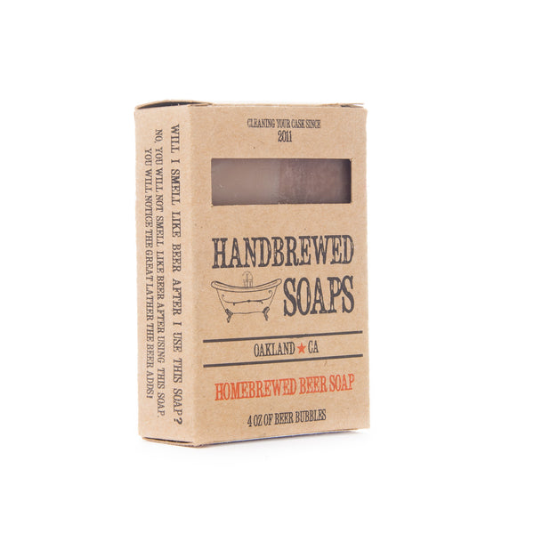 Handbrewed Beer Soap