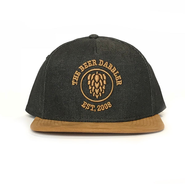 Denim Beer Dabbler Hat