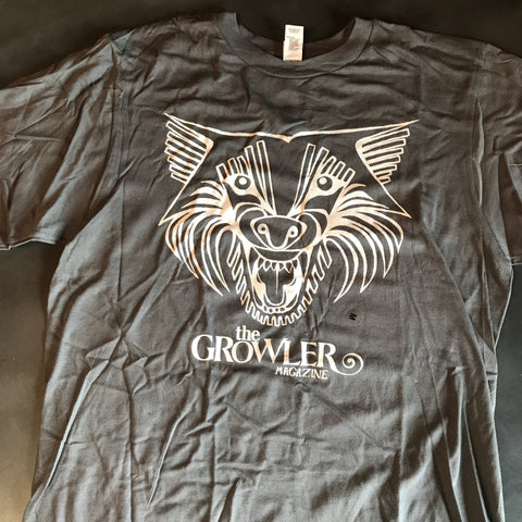 The Growler Wolf T-Shirt