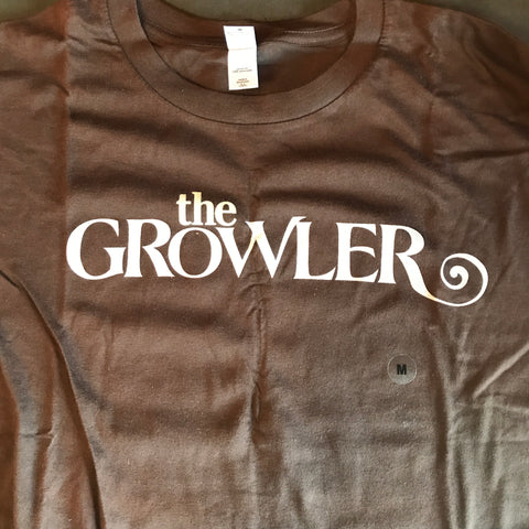 The Growler Vintage Logo T-Shirt