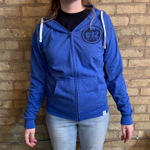 612Brew Zip Up Sweatshirt