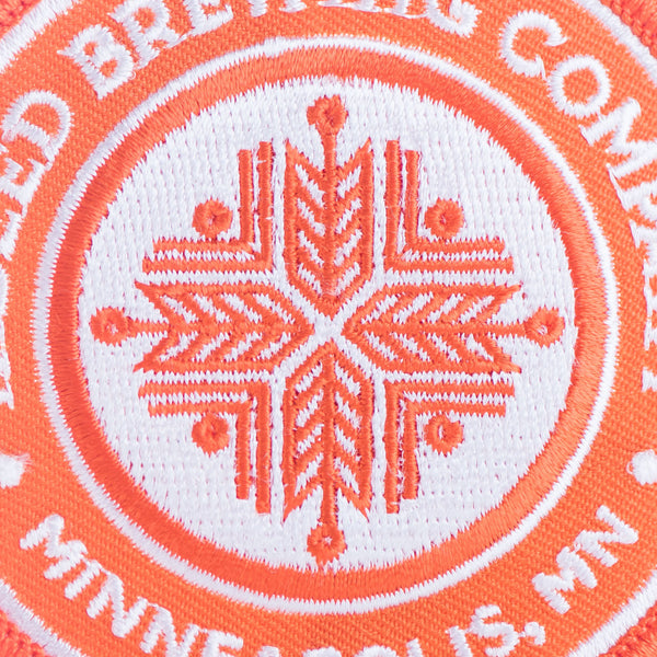 Indeed Brewing Logo Patch