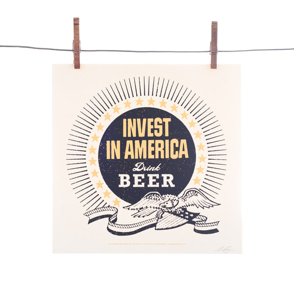 """Invest in America"" by Aesthetic Apparatus"