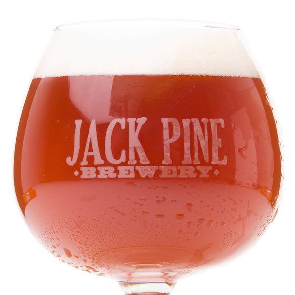 Jack Pine Brewery Snifter