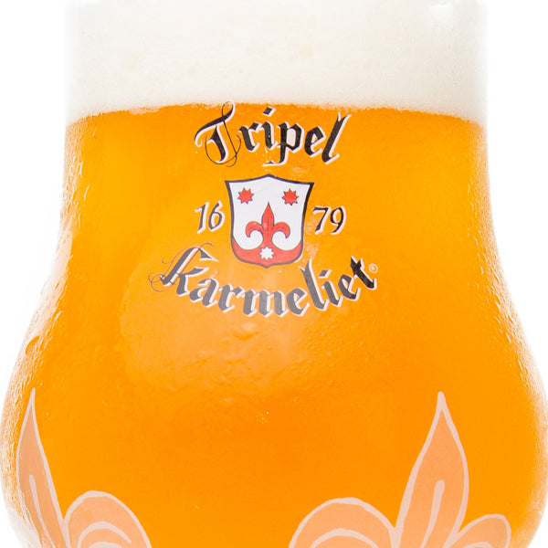 Bosteels Tripel Karmeliet Glass