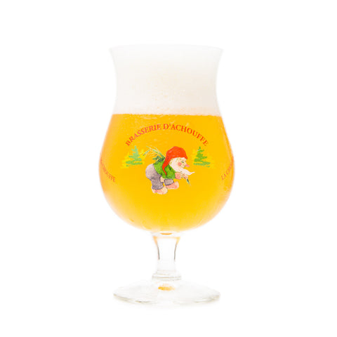 La Chouffe 25cl Tulip Glass