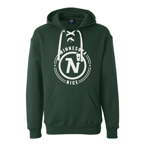 Minnesota Nice Hockey Sweatshirt