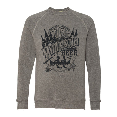 Minnesota Beer Sweatshirt