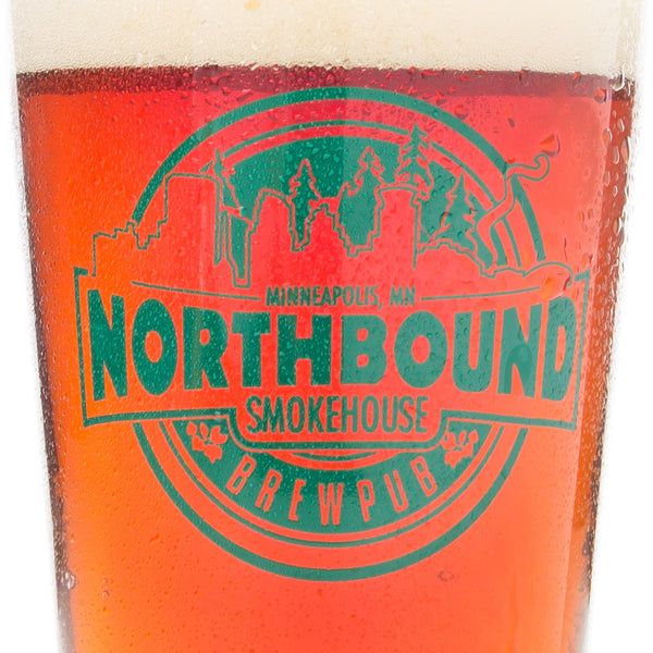 Northbound Smokehouse Pint Glass