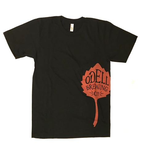 Odell Brewing Co. Leaf Logo T-Shirt