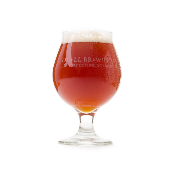 Odell Brewing Co Tulip Glass
