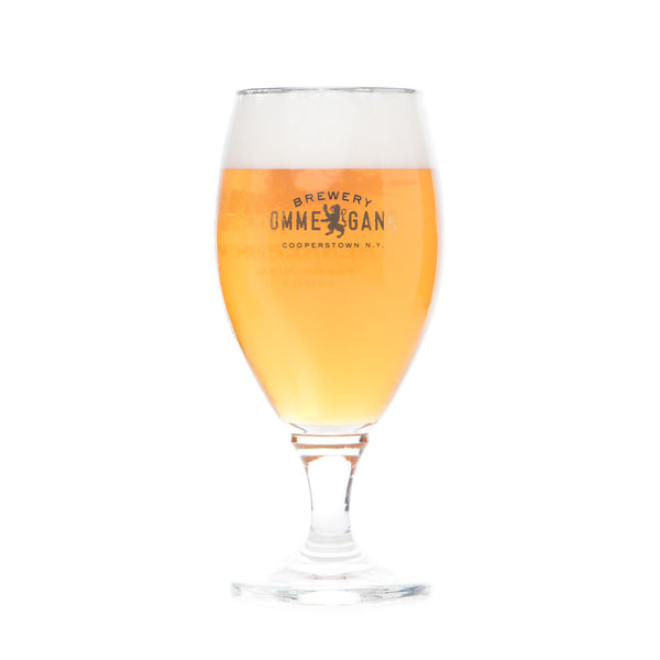 Brewery Ommegang Father Hennepin Tulip Glass