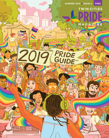 Twin Cities Pride Magazine Subscription