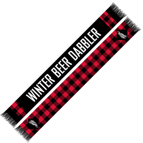 Plaid Winter Dabbler Scarf