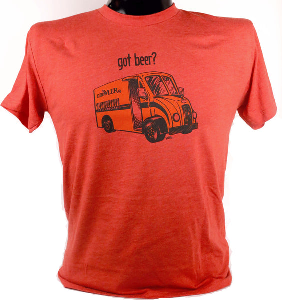 Got Beer? Divco Truck T-Shirt
