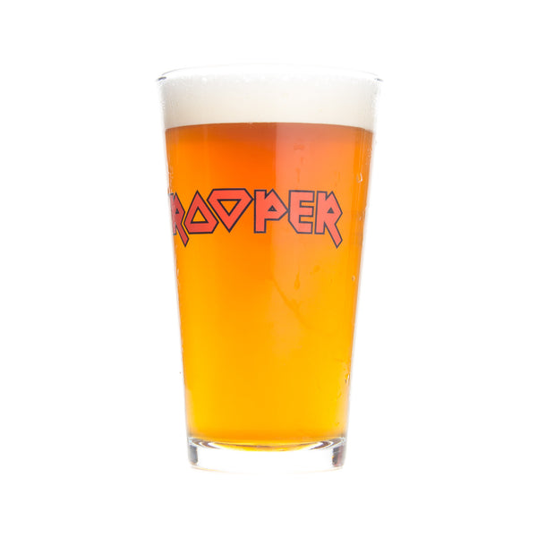 "Iron Maiden ""Trooper"" Pint"