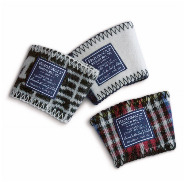 Faribault Woolen Mill Co. Pint Sleeve