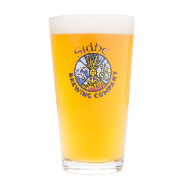 Sidhe Brewing Pint Glass