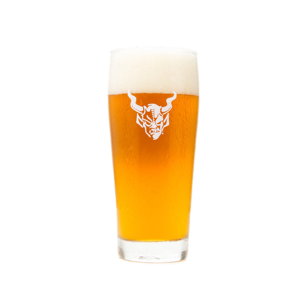 Stone Brewing IPA Madness Pub Glass