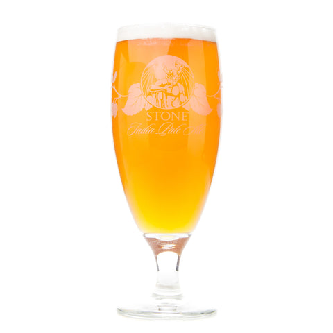 Stone Brewing IPA Glass