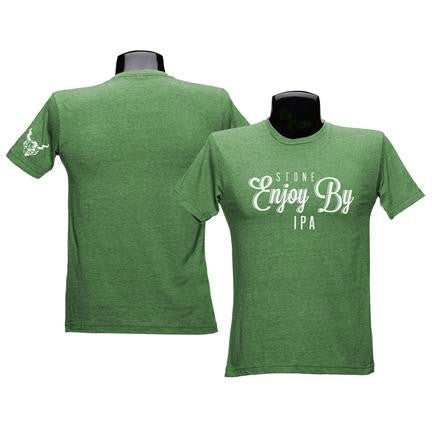 Stone Enjoy By Shirt - Green heather