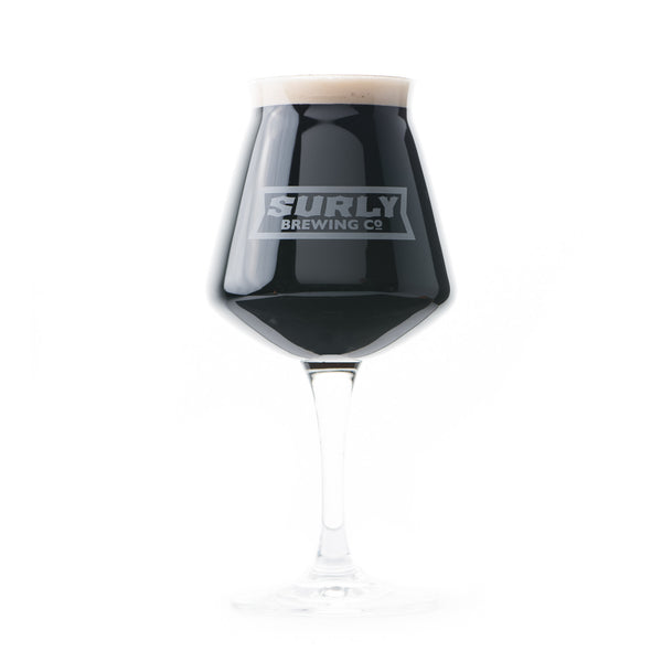 Surly Brewing Co Teku Glass