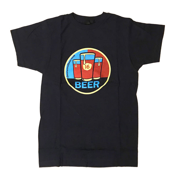 The State of Beer T-Shirt