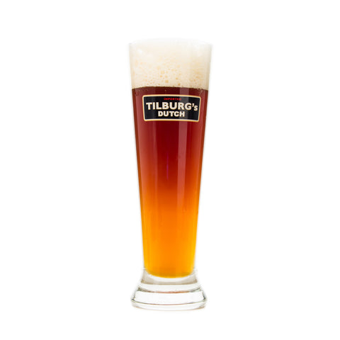 Tilburg Dutch Brown Ale Glass