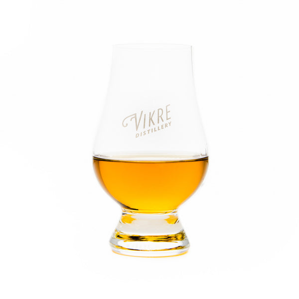 Vikre Whisky (Whiskey) Glass