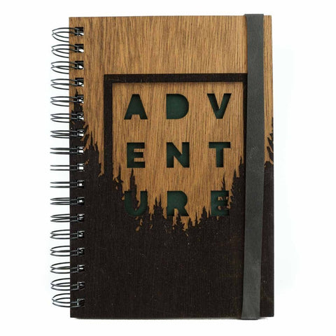 Adventure Journal by Woodchuck USA