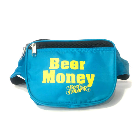 Beer Money Fanny Pack