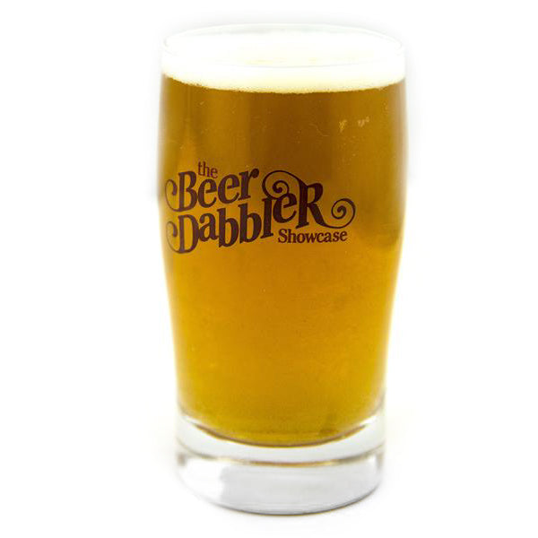 Beer Dabbler Tasting Glass