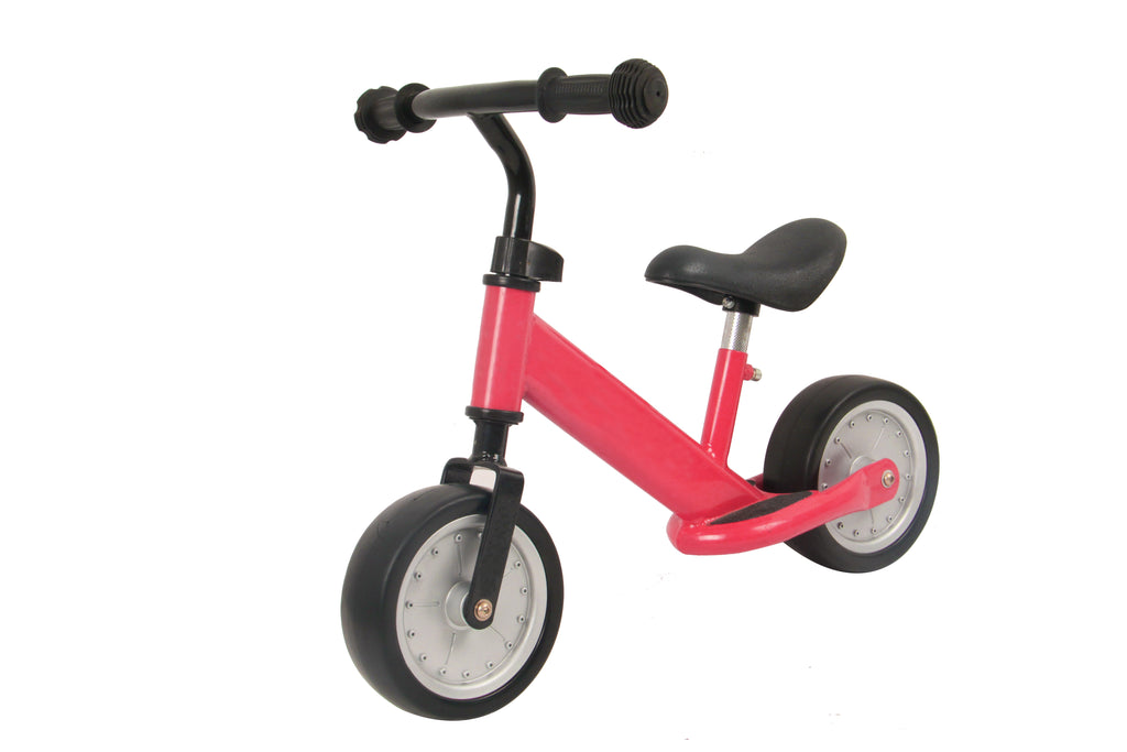 "RICCO® Balance Bike with 7"" EVA Wheels (Model: WB10) RED"