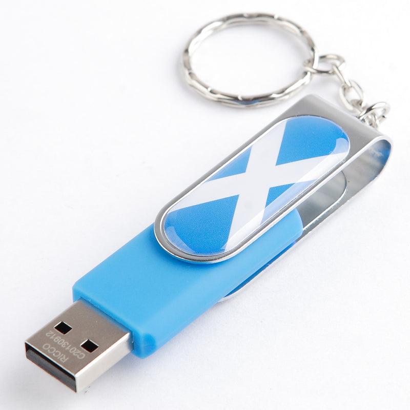 8GB 01-001 Novelty Flags Swivel USB 2.0 Flash Drive Memory Stick Pen Thumb