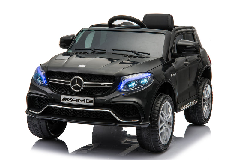 6V 4.5A Two Motors Mercedes Benz GTR AMG Licenced Battery Powered Kids Electric Ride On Toy Car HL288 GREEN