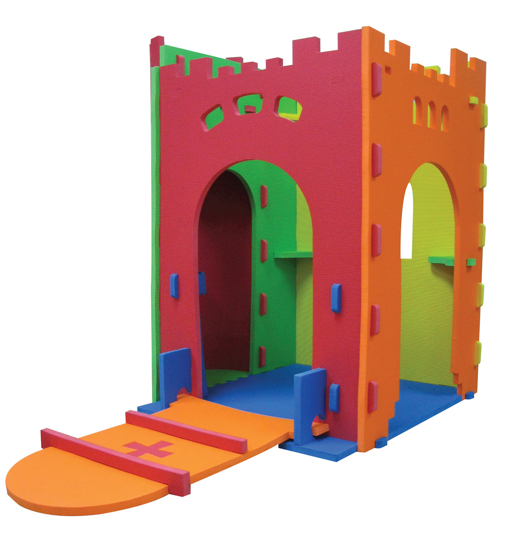 Giant Castle EVA Playhouse - STA2008