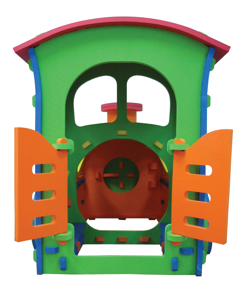 Giant Train EVA Playhouse - STA2012