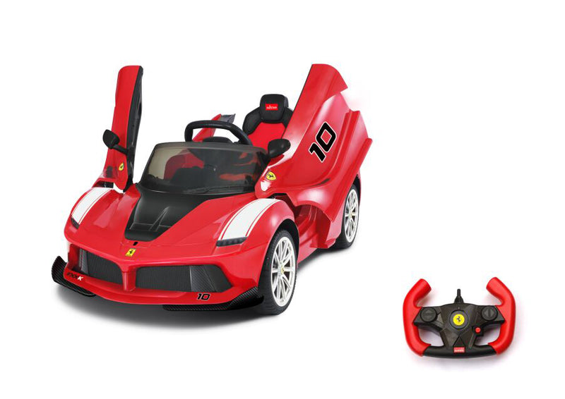 RICCO® 12V 7A Volkswagen Licenced VW Golf GTI Battery Powered Kids Electric Ride On Toy Car
