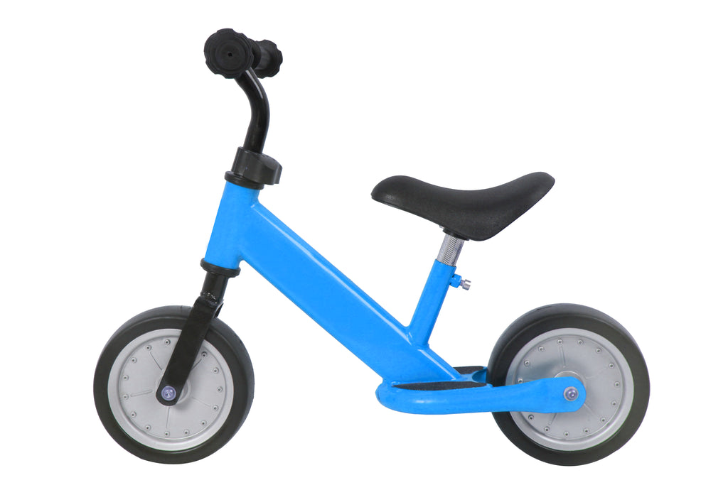 "RICCO® Balance Bike with 7"" EVA Wheels (Model: WB10) BLUE"
