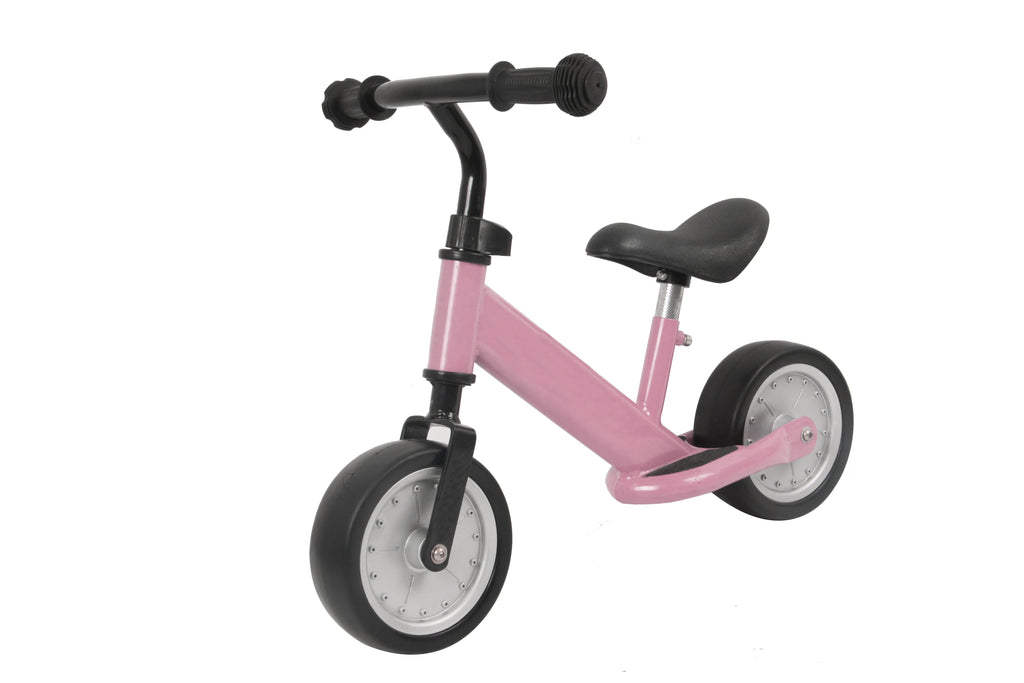 "RICCO® Balance Bike with 7"" EVA Wheels (Model: WB10) PINK"