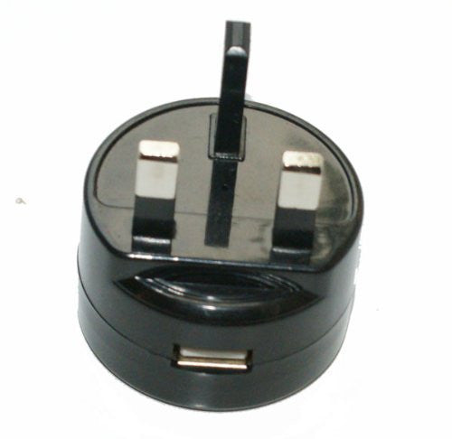 5V 1A USB Mains Power Adapter