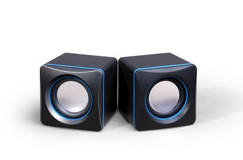 Ricco P25 3W RMS Mini Travel USB Powered Speaker
